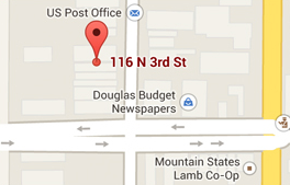 Map Showing House of Pinz Location in Douglas - The Best Bowling Alley